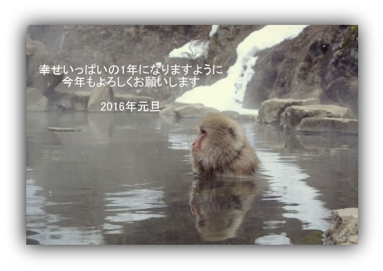 2016年・申