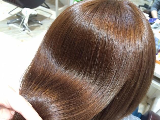 髪サラサラ2